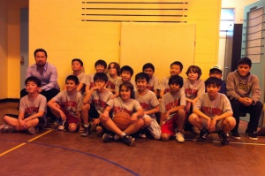Jr boys basketball