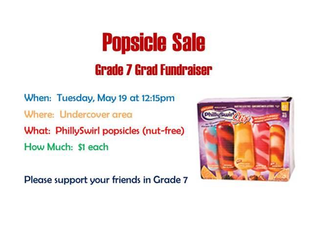 2015-05-19 Popsicle Sale