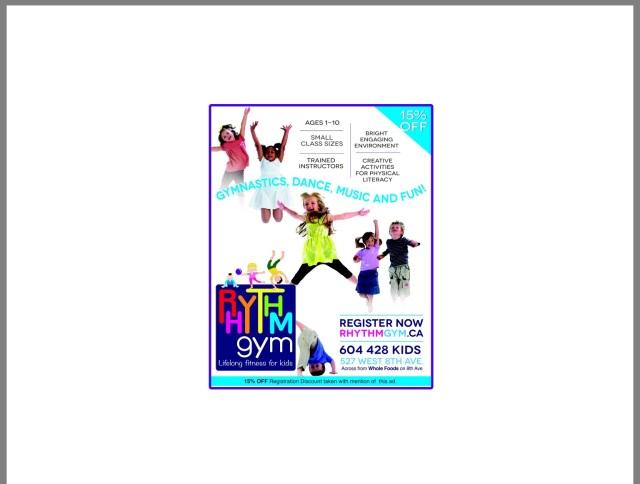 Rythm gym