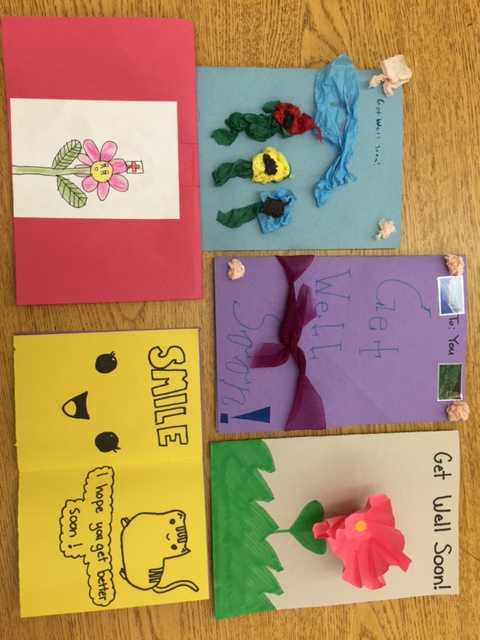 GCC Get Well Cards