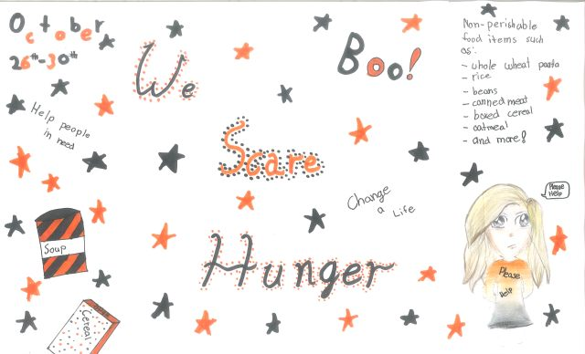 scare hunger 1