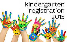 kindgarten Registration image