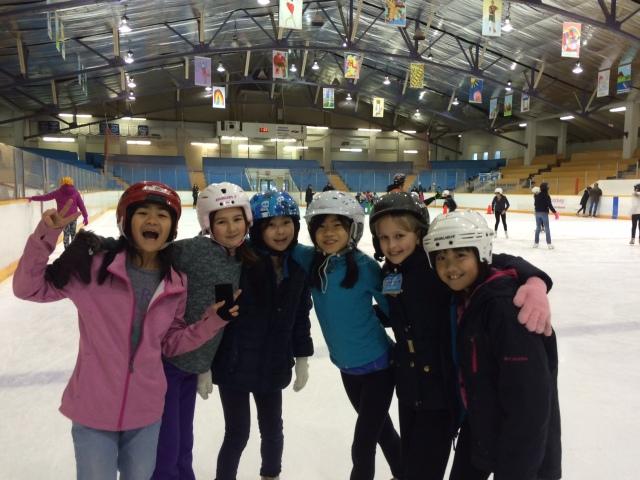 Skating 2016