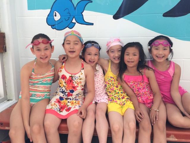 Div 7 swimming
