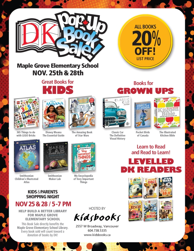 Pop-Up Book Sale Maple Grove Nov16_8.5x11
