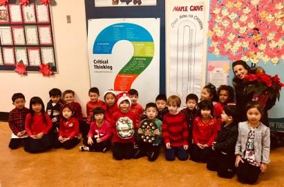 Primary kindergarten 1