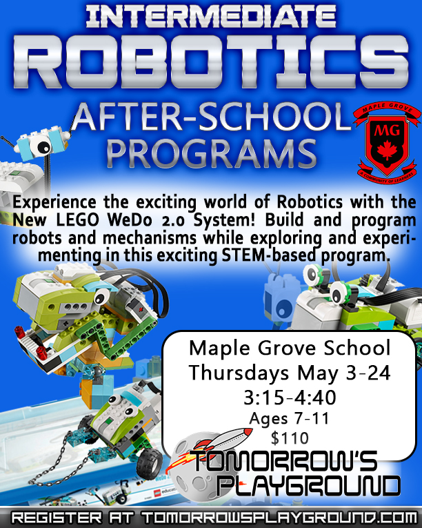 After school robotics