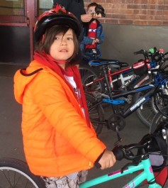 Bike to school 2