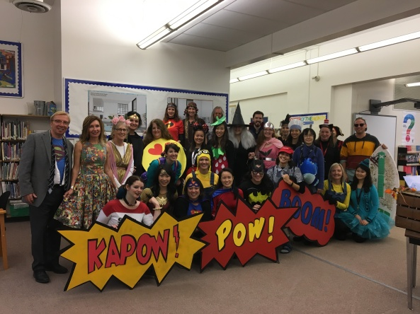 Staff Halloween 2018