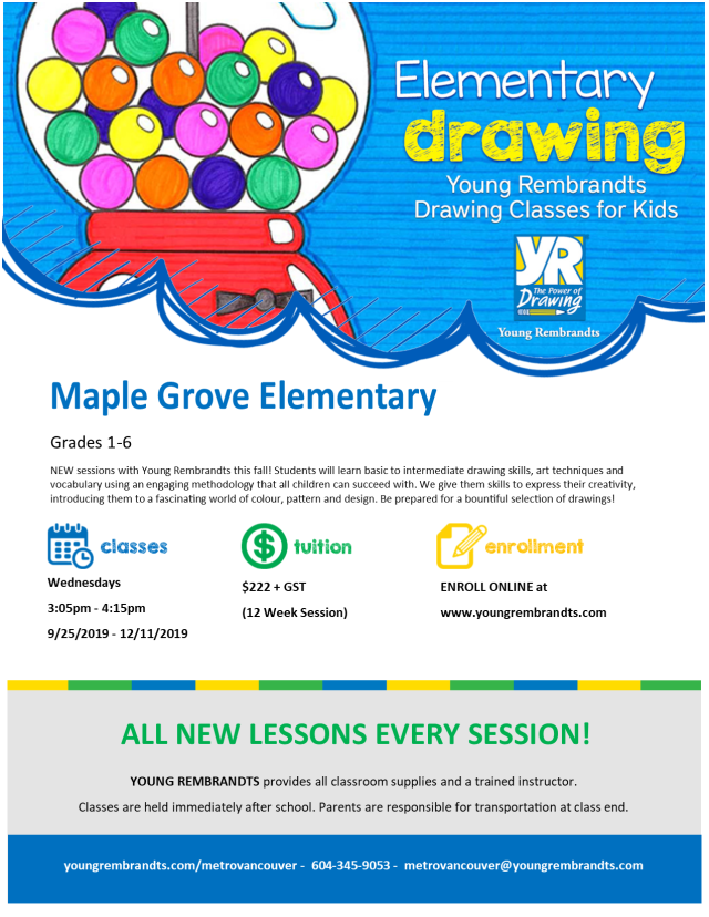 Maple Grove YR Flyer COLOUR-Fall2019