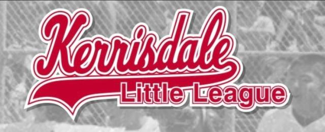 Kerrisdale baseball logo