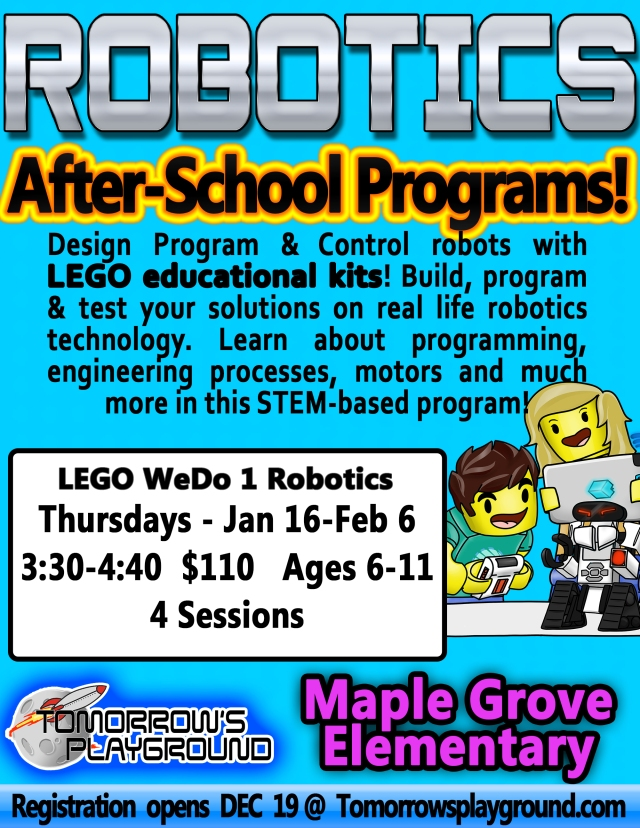 Robotics After school MPG